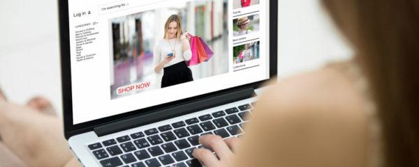 Vêtements en ligne